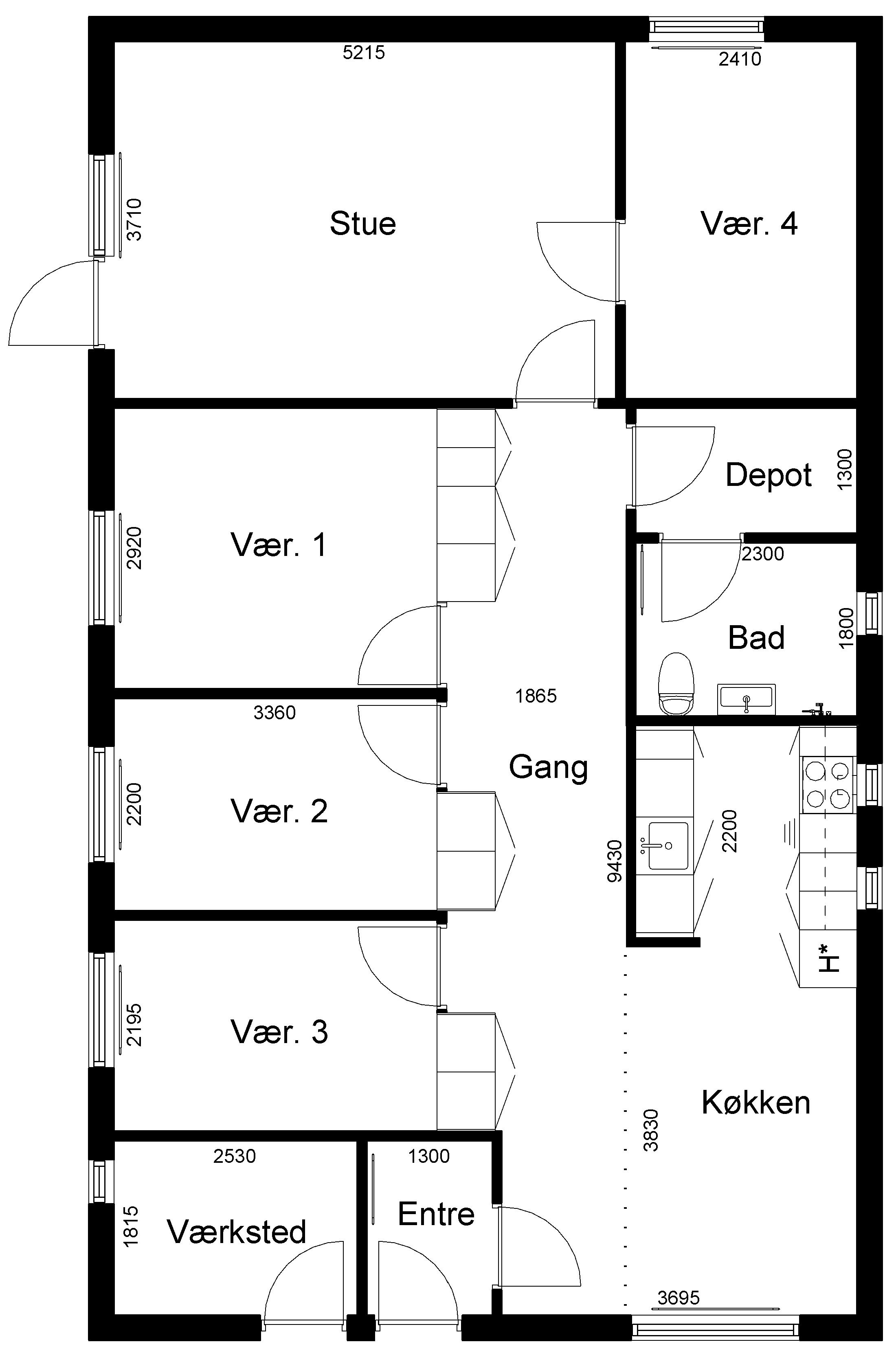 Lejlighed 31