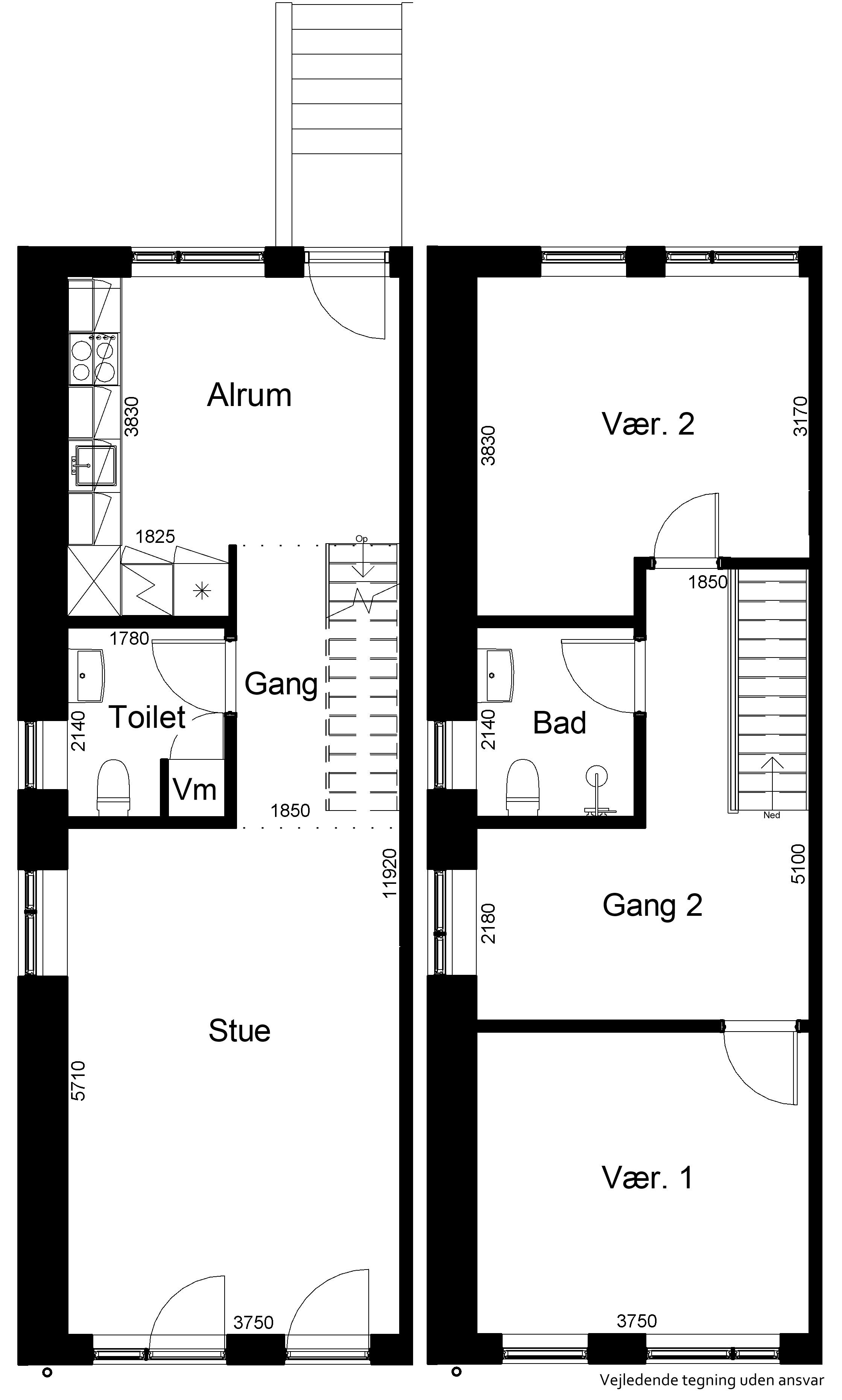 Lejlighed 651