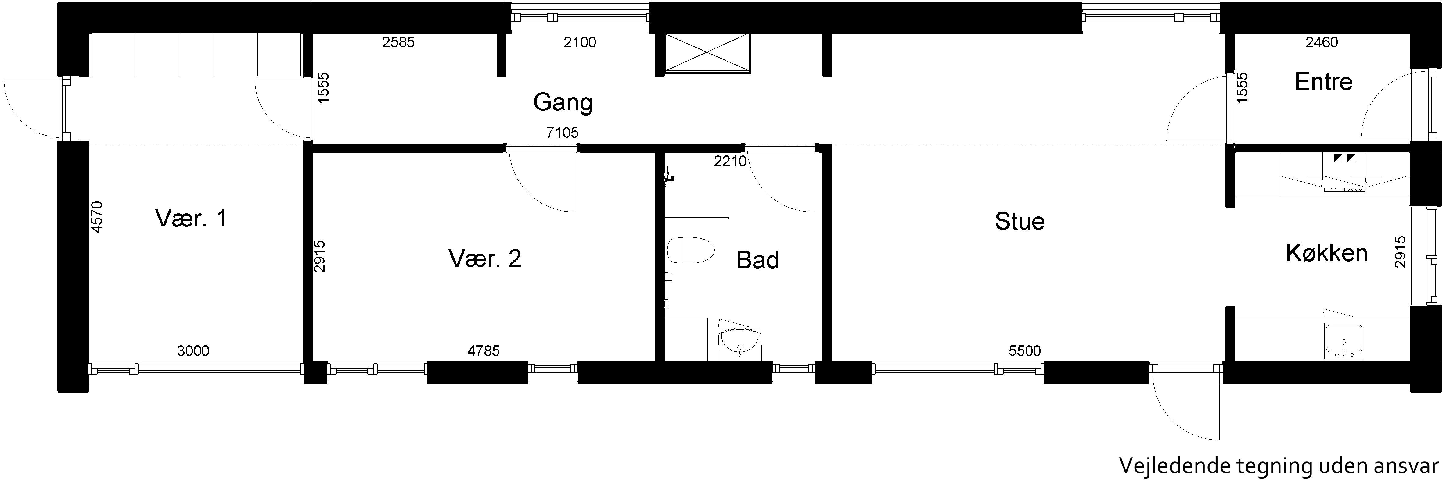 Lejlighed 884